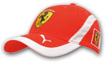 Click here to buy a Ferrari cap