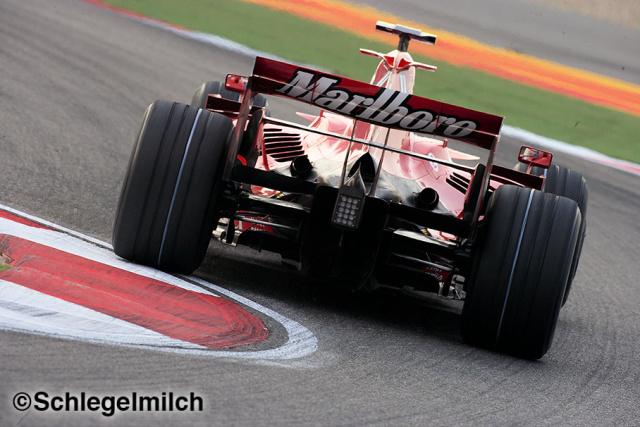 2007 Ferrari F1 Car